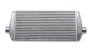 Vibrant Performance Air to air Intercooler With End Tanks