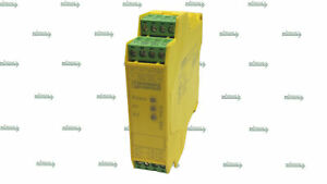 Phoenix Contact Safety Relay Psr scp 24uc thc4 2x1 1x2 Ord no 29 63 72 1