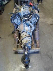 2011 2014 Ford Mustang 5 0l Coyote Engine 6 Speed Manual Transmission Swap Gen 1