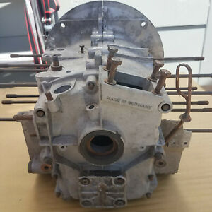 Porsche 356 912 Engine Case Matching Blank Unstamped factory Replacement Case