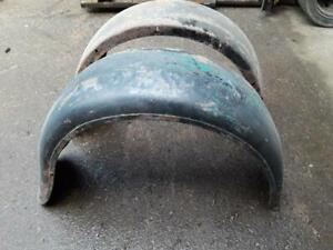 1928 1929 Ford Model A Sedan Rear Fenders Coupe Pickup Roadster 28 29