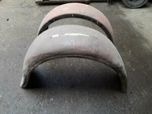 1928 1929 Ford Model A Sedan Rear Fenders Coupe Pickup Roadster 29 28