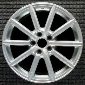 Audi A4 Painted 18 Inch Oem Wheel 2013 To 2016