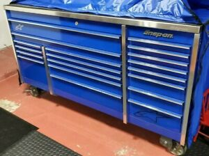Aircraft Mechanic s Snap on Tool Box And Tools