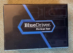 New Bluedriver Bluetooth Pro Obdii Scan Tool For Iphone Android Sealed