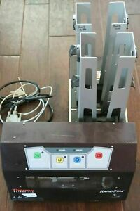 Thermo Scientific Rapidstak F01489 Two Column Microplate Stacker