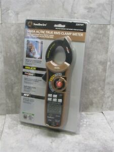 New Southwire 22070t 1000a Ac dc Truerms Clamp Meter Multimeter Fast Shipping