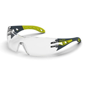 Hexarmor Mx200 Safety Glasses With Anti Fog And Scratch Resistance