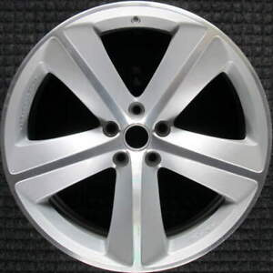 Dodge Charger Machined 20 Inch Oem Wheel 2008 To 2010