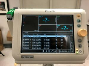 Philips 863283 Suresigns Vs4 Vital Signs Monitor