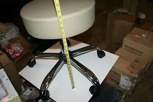 New Boss Office Products Be Well Medical Spa Stool In Beige
