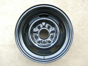 Nos Gm Chevy Rally Wheel 14 X 7 Yj