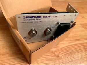 Power one Hbb24 1 2 a Power Supply
