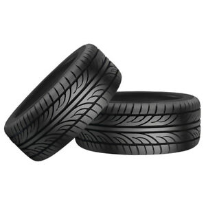 2 X New Forceum Hena 205 50r15 89w All Season Performance Tires
