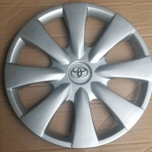 15 Hubcaps Fits For Corolla 2009 To 2013 Wheel Cover 1pc Refurbished