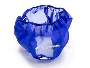 Outerwears 10 1004 02 Air Filter Wrap From Polyester In Blue 14x5
