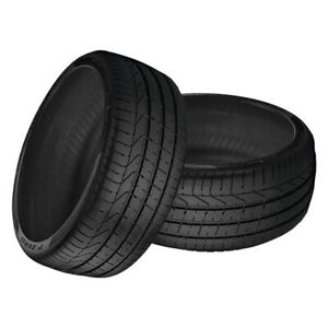 2 X New Pirelli Pzero 255 35r20 97y Summer Sports Performance Traction Tires