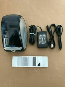 s6c Dymo 450 Turbo Printers W adapter Power Usb Cables Print