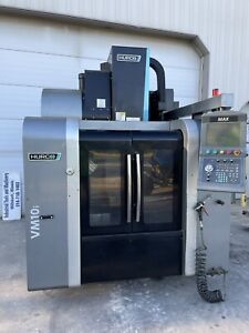 Hurco Vm10i 2012 Cnc Milling Machine 10k Rpm 16 x26 x20 Vm10 Tool Changer Cat40