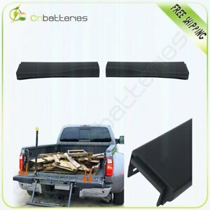 Fit For 2010 2016 Ford F250 F350 Tailgate Molding Spoiler Protector Cover