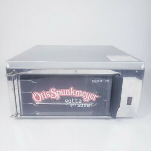 Otis Spunkmeyer Electric Commercial Cookie Oven Model Os 1 W 2 Trays Works Great