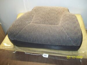 98 01 Dodge Ram 1500 2500 Front Passenger Driver Seat Cushion Cloth Right