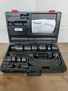 Snap On 22 Pc Master Ball Joint Universal Joint Press Set Bjp1