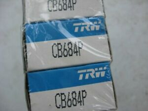 Trw Cb684p std Engine Connecting Rod Bearings Olds 260 307 330 350 403
