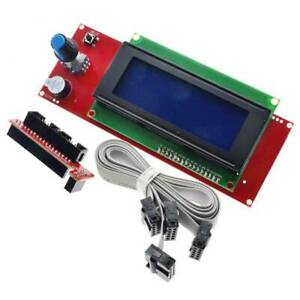 Reprap Ramps1 4 2004 Lcd Display Controlle With Adapter