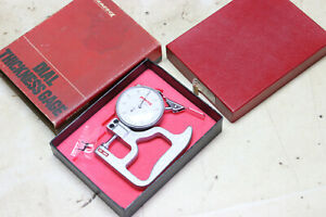 Peacock 20 360 Dial Thickness Gage 001 400