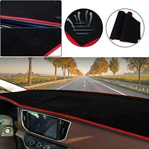 Car Dash Cover For Ford Explorer 2013 2019 Dashboard Protector Mat Red Line