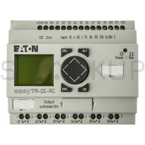 New In Box Eaton Easy719 dc rc Programmable Relay