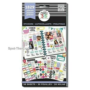 Happy Planner Stickers Book Basic 1829