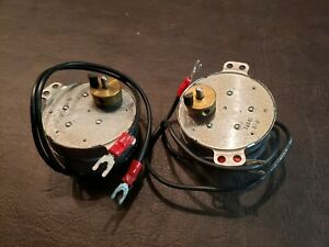 Oem Acroprint Time Recorder 125 150 Synchronous Motors With Drive Cams