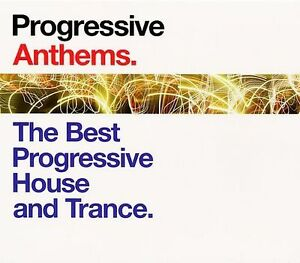 Ministry Of Sound: Progressive Anthems The Best Progressive House and Trance $19.93