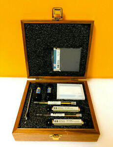 Hp Agilent 85051b 45 Mhz To 18 Ghz 7 Mm Verification Kit Complete Tested