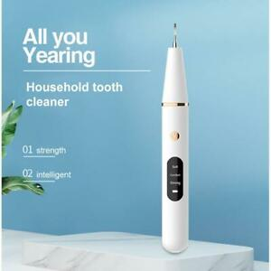 Electric Dental Calculus Plaque Remover For Teeth Cleaning Gum Stimulator