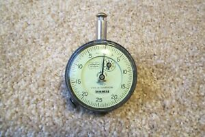 Federal Products Dial Indicator C 71 0005 Graduation Made In Usa