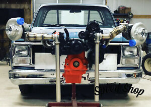 1967 To 1987 Chevrolet C10 Twin Turbo Hot Side