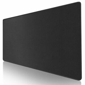 Large Extended Gaming Mouse Pad Mat Stitched Edges Non slip Waterproof Mousepad