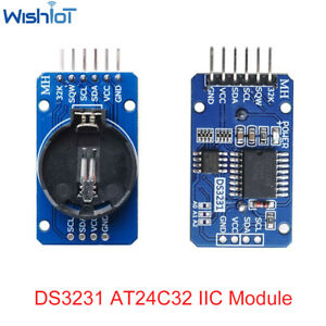 5pcs Ds3231 At24c32 Real Time Clock Rtc Module For Raspberry Pi Arduino