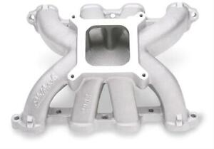 Edelbrock Victor Intake Manifold For Sb2 Heads Small Block Chevy