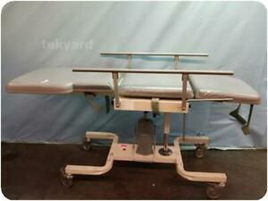 Biodex Medical Systems 056 605 Deluxe Ultrasound Table 268984