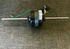 A o Smith Universal Double Shaft Ac Motor 1 25 Hp 1550 Rpm 1 speed 1 4 Amps