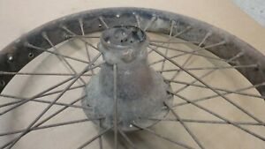 Model T Ford Overland 30 X 3 1 2 Wire Wheel Mt 6868