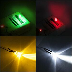 Durable Assortment Set Kit With 3mm 5mm Led Lights Emitting Diodes Super Bright