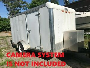 Aries System Trailer Sewer Pipe Line Inspection Camera Equipment Badger Tr3000