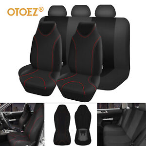 Car Front Rear Seat Covers Universal Fit For Sedan Truck Suv Bucket Seat Cover