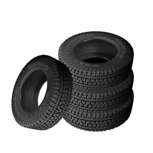 4 X New Kumho At51 Road Venture At 265 70 16 112t All Terrain Handling Tire