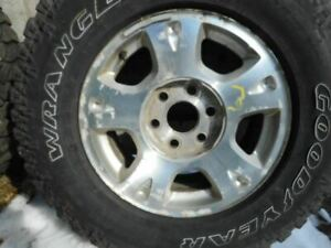 Wheel 17x7 1 2 Opt N89 Fits 02 06 Avalanche 1500 544015